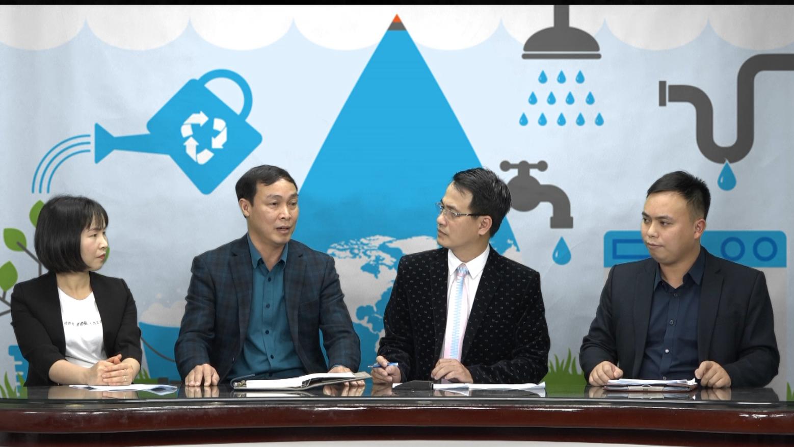 Giải tỏa băn khoăn về chất lượng nước sinh hoạt